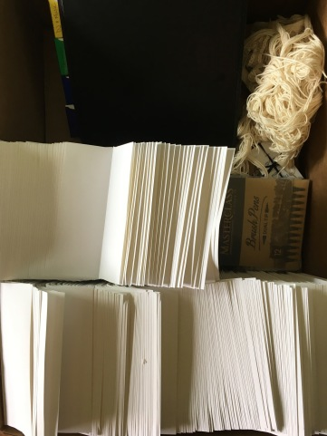 The millions of envelopes that are tasty- even though mom says no..